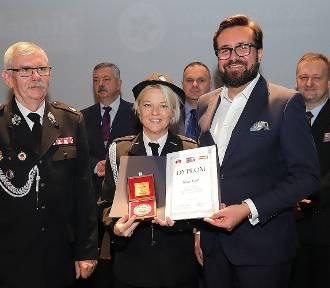 Uroczyste wręczenie nagród w plebiscycie Strażacy Roku 2021 za nami!