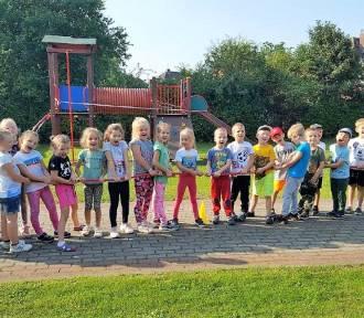 Sławno - Dzień Pieczonego Ziemniaka w Przedszkolu Miejskim nr 2 ZDJĘCIA