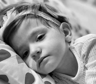 Nie żyje 3-letnia Hania Terlecka, dla której mieszkańcy regionu zbierali pieniądze