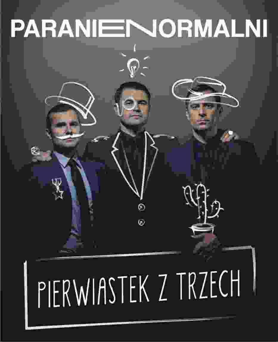 Kabaret Paranienormalni w Pszczynie
