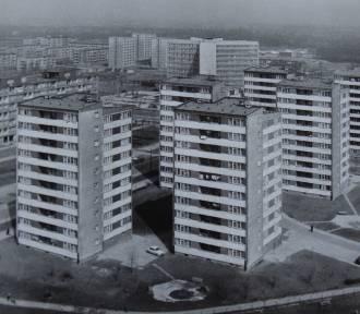 Tychy na zdjęciach z lat 70. i 80 wyglądają jak Manhattan