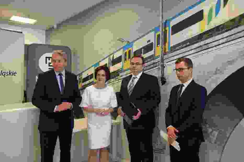 Konferencja prasowa zapowiadająca akcję Kolej na muzeum
