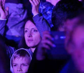 Tak bawiła się publiczność na koncercie gwiazdy w Szreniawie