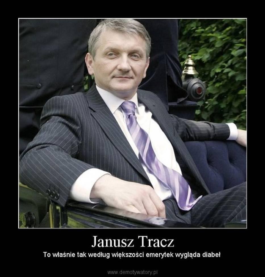 Memy Z Januszem Traczem Naszemiastopl