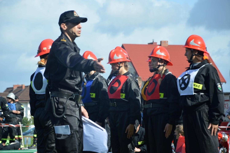 XI Powiatowe Zawody dla Jednostek Ochotniczych Straży Pożarnych w Sporcie Pożarniczym