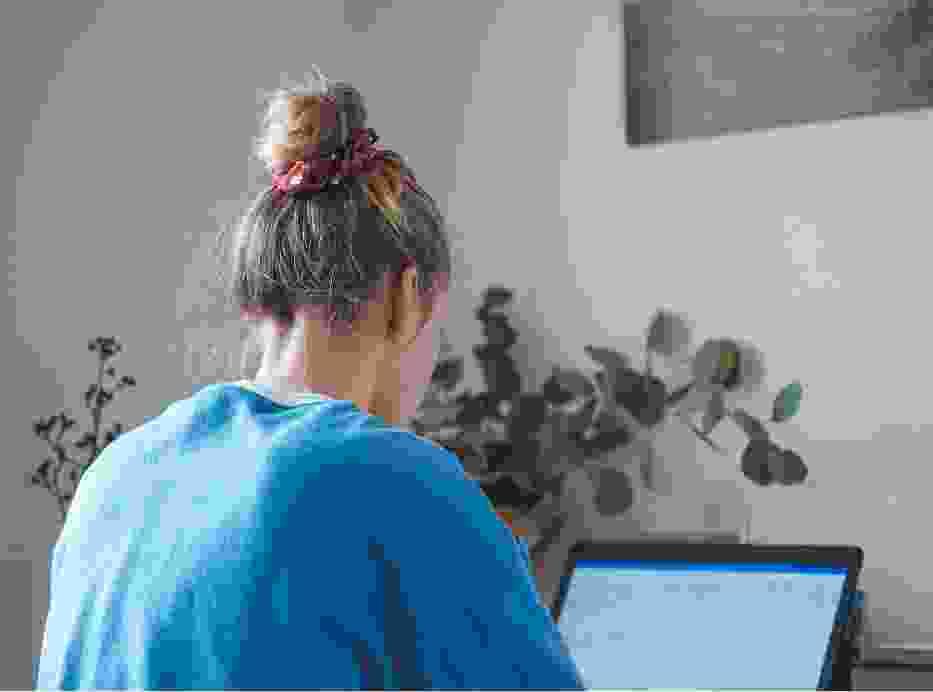 Przez koronawirusa popularność pracy zdalnej wzrosła skokowo