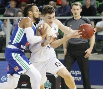 PGE Turów w trzecim meczu ćwierćfinałowym play-off przegrał z Anwilem Włocławek. To dla drużyny