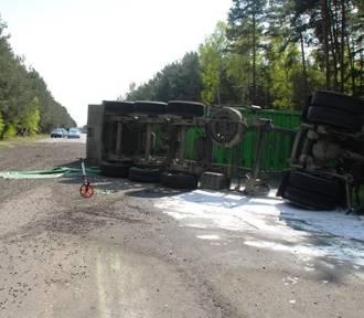 Wypadek w Zielęcinie. Cztery osoby ranne [FOTO]