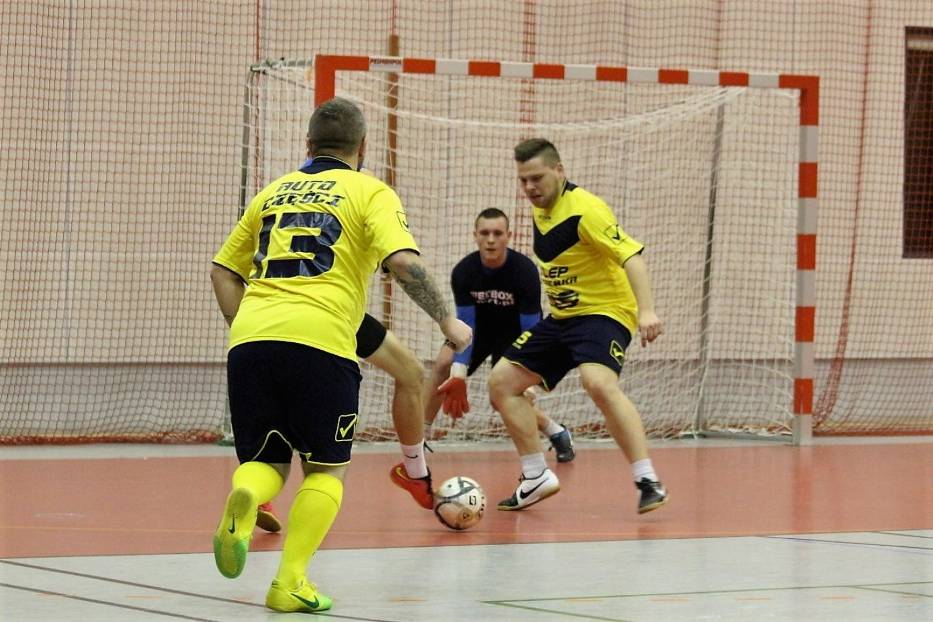 Złotowska Liga Futsalu 2017/2018 - runda czwarta