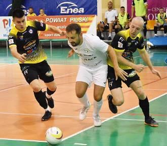 Na inaugurację I ligi BestDrive Futsal Piła rozgromił drużynę Orlika Mosina [ZDJĘCIA]