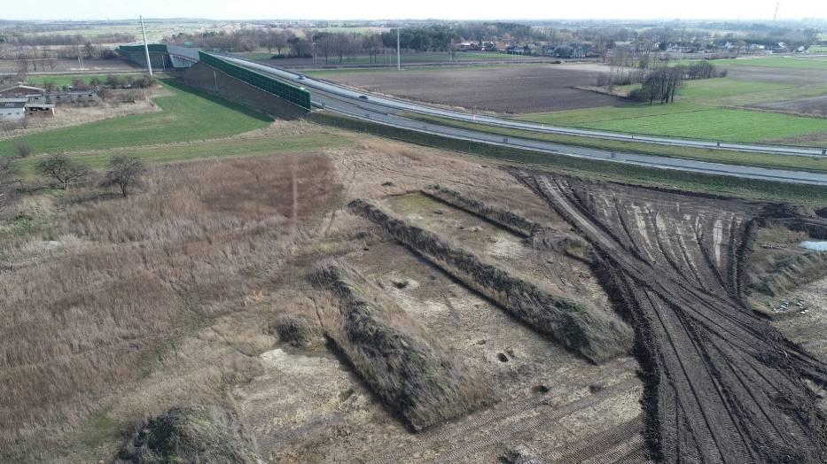 W tym miejscu (okolice Szynkielewa, wiaduktu nad torami PKP, węzła Pabianice Północ) drogowy węzeł Łódź Lublinek połączy istniejący odcinek S14 z budowanym odcinkiem pierwszym zachodzniej obwodnicy Łodzi
