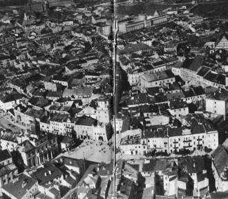 Fotografie lotnicze z XX wieku. Wyjątkowe zdjęcia największych miast regionu