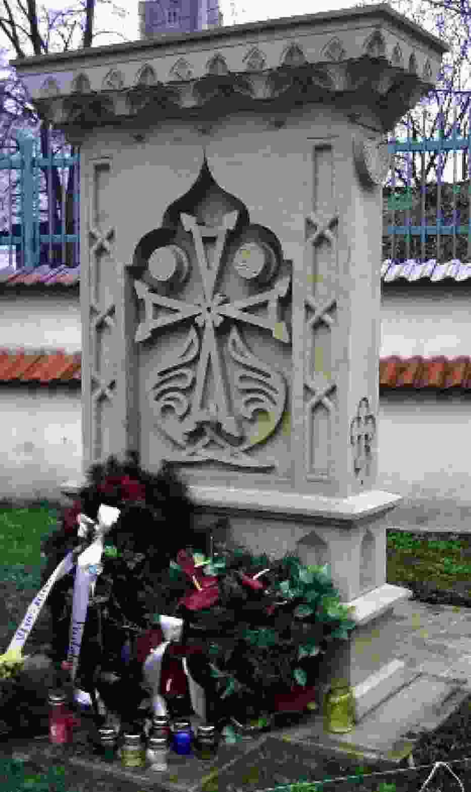 Chaczkar - Kamienny Krzyż Ormiański