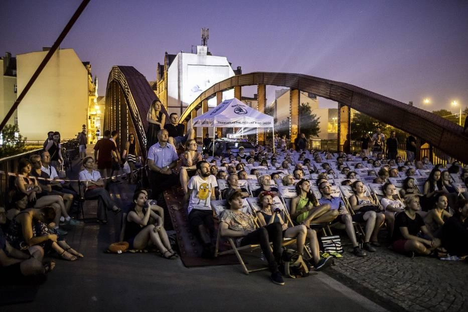 "Mobilne Kino Skody na Moście Jordana - film ""Marzyciel"""