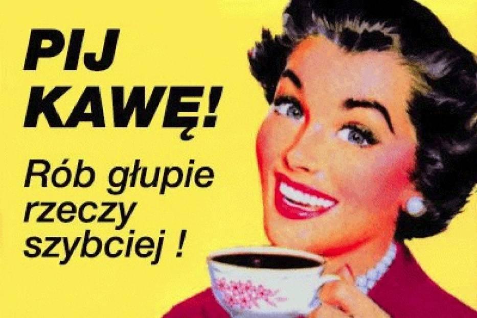Międzynarodowy Dzień Kawy - zobacz najlepsze memy i demotywatory