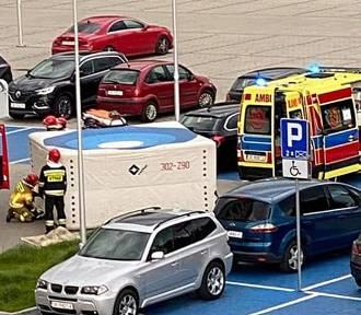 Tragedia w Katowicach. 14-latek wypadł z balkonu na 10. piętrze