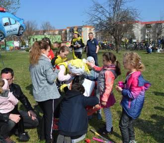 Ekośniadanie na Polanie w dzielnicy Bończyk ZDJĘCIA