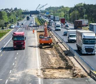 Będą nowe utrudnienia na autostradzie A2