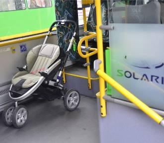 Ile wózków może być w autobusie lub tramwaju? Decyzja należy do...