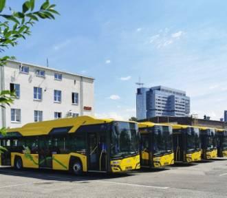 Kursy obsługiwane przez autobusy elektryczne PKM Katowice zawieszone