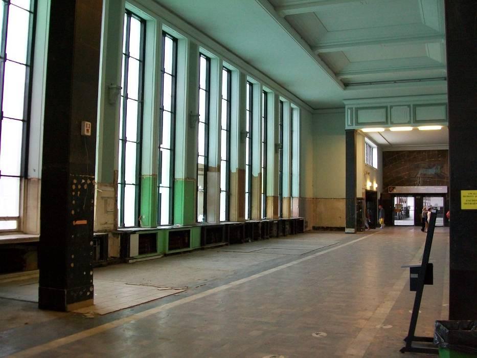 Dworzec Główny w Gdyni