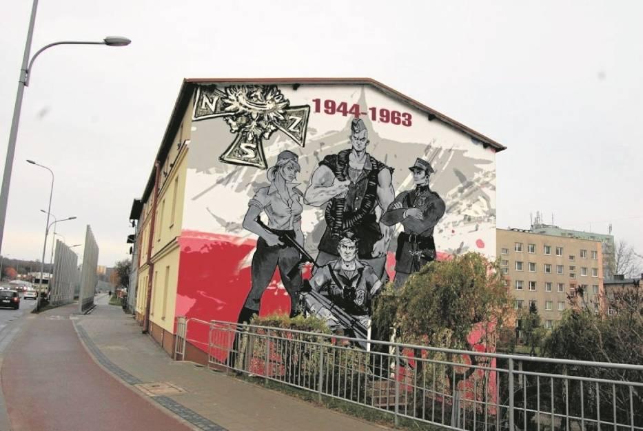 Gda sk konkurs na mural pn o nierze niez omni na for Mural na tamie w solinie