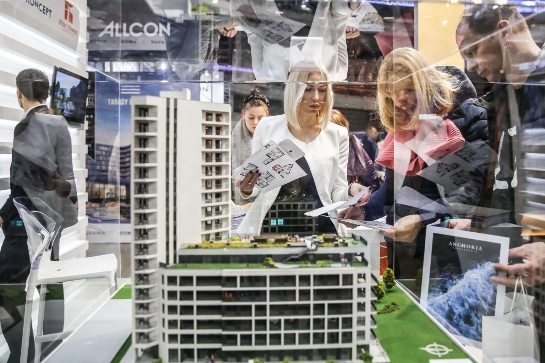 Pierwsze w tym roku targi mieszkań i domów w Ergo Arenie [zdjęcia]