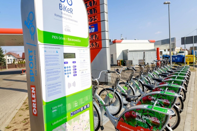 Umowa podpisana przez miasto 8 maja obejmuje zorganizowanie systemu składającego się z 54 stacji i 540 rowerów