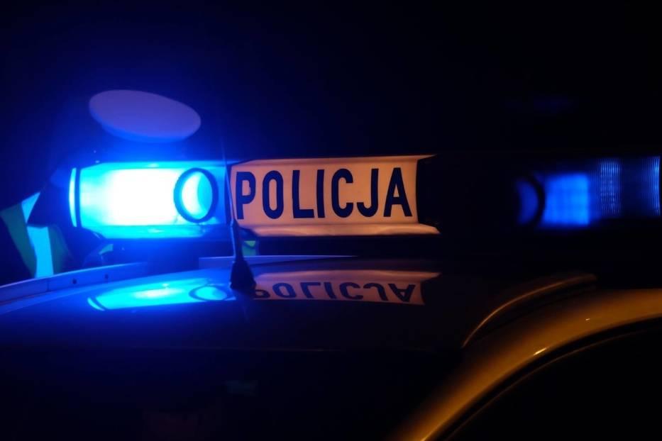 Policja we wtorek zatrzymała podejrzanego o podpalenie