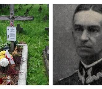 Niszczejący grób krotoszyńskiego bohatera [ZDJĘCIA]