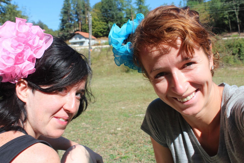 Ola Junga i Ewa Bednarczyk zjechały Bośnię i Chorwację na rowerach