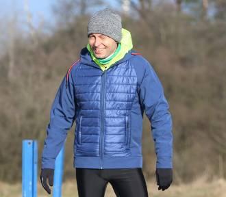 """""""Zakochaj się w Polsce"""" w Głogowie. Tomasz Bednarek biegał na Górkowie"""