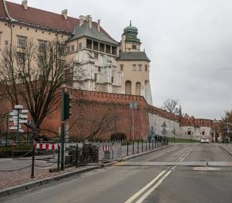 Kraków. Wkrótce duże ograniczenia w ruchu pod Wawelem