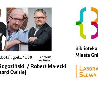 Gniezno. Mistrzowie polskiego kryminału spotkają się z czytelnikami