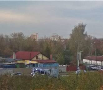 Niewybuch w Dąbrowie Górniczej. To pocisk z II wojny światowej
