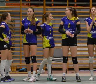 """Malbork. """"Goldenki"""" po weekendzie - bardzo ważne zwycięstwo w I lidze juniorek [ZDJĘCIA]"""