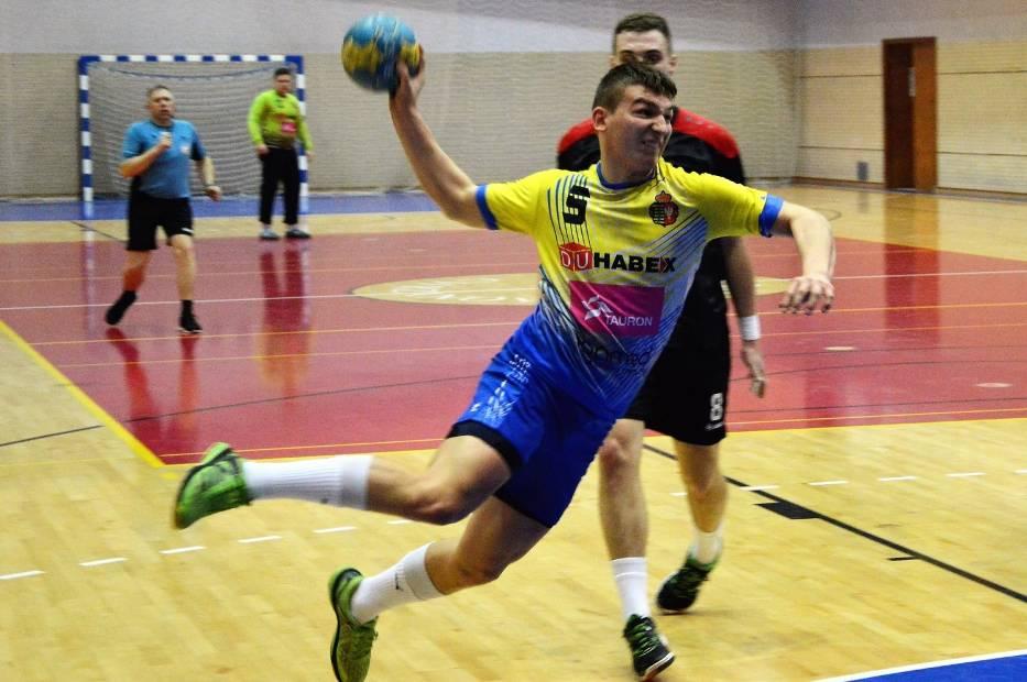 Karol Put był jednym z najbardziej eksploatowanych zawodników MTS Chrzanów w meczu 1/16 Pucharu Polski w Puławach przeciwko rezerwom Wisły