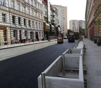 Trwa przebudowa Śródmieścia Szczecina. Zobaczcie postępy prac! Zmiany są ogromne