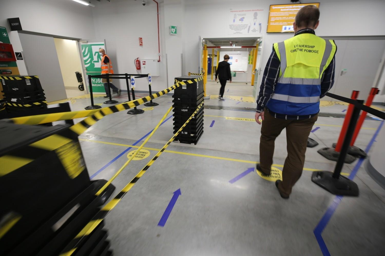 Tak właśnie wygląda nowoczesne centrum logistyczne Amazon w Gliwicach