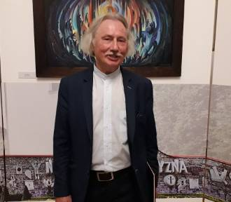 Czesław Dźwigaj świętuje w Nowym Wiśniczu 70. urodziny