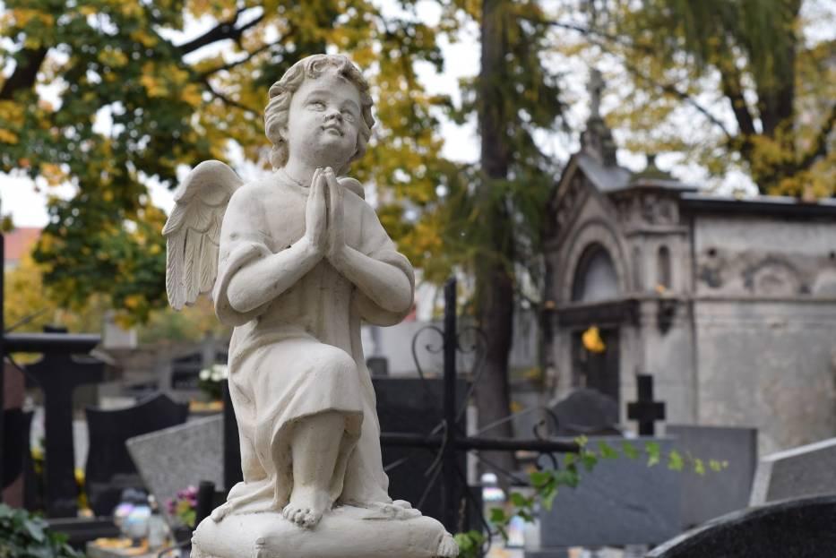 Nekropolie na kaliskiej Rogatce. Cmentarz Miejski w Kaliszu