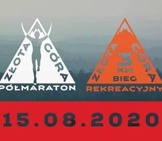 Półmaraton Złota Góra - pobiegną dopiero w sierpniu!