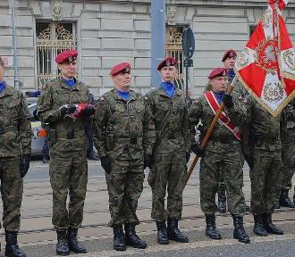 Święto Konstytucji 3 Maja w Łodzi. Zdjęcia