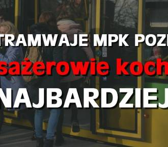 Poznań: Które tramwaje najbardziej lubią pasażerowie MPK? [RANKING]