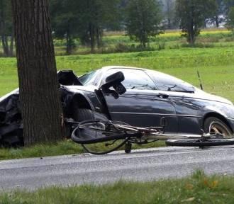 27-latek, który śmiertelnie potrącił rowerzystkę - trafił do aresztu