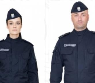 Polscy policjanci w nowych mundurach [ZDJĘCIA]