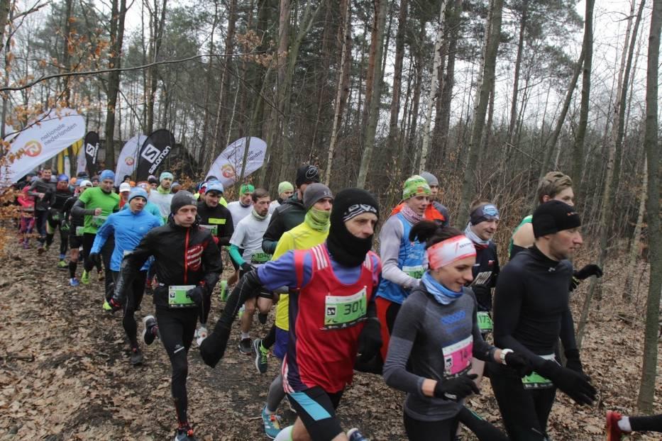 Bieg City Trail w Katowicach