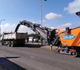 Ruszyły roboty drogowe na remontowanej pętli na Bugaju