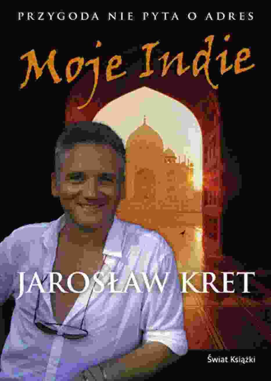 Okładka książki Jarosława Kreta