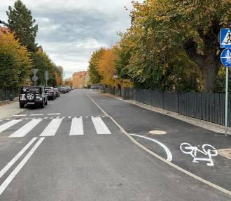 Ulica Tabaki w Jeleniej Górze oddana do użytku! Remont kosztował prawie 4 miliony złotych! [ZDJĘCIA]